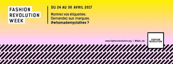 Fashion Revolution Nantes 2017