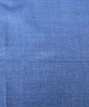 Khadi coton Medium Blue