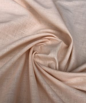Naturally dyed Khadi Salmon Pink