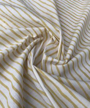 Batiste teinture végétale sérigraphie haldi yellow