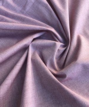 Coton bio tissés teint