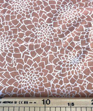 Canvas teinture végétale coton bio